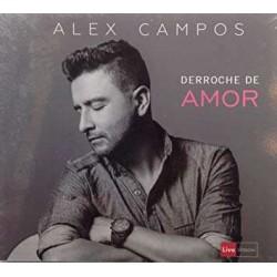 CD Alex Ocampos Derroche de Amor