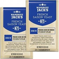 Levadura Mangrove Jack M29  French Saison